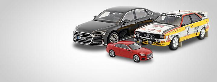 Audi modelcars We offer high-quality Audi 