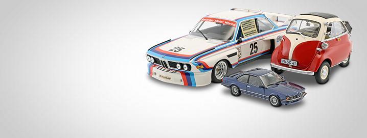 BMW modelcars We bieden BMW-modelautos  van hoge kwaliteit in de schalen  1:43 en 1:18 tegen redelijke prijzen.
