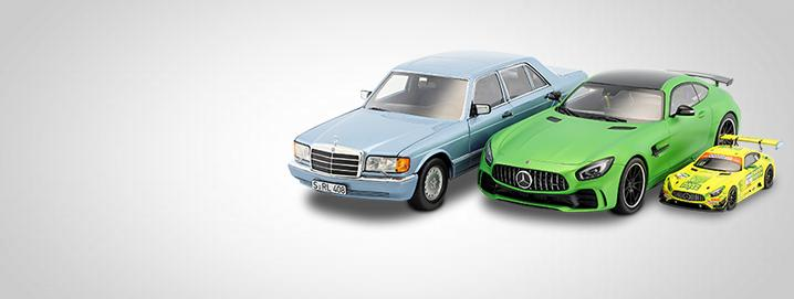 Mercedes modelcars We offer high-quality Mercedes