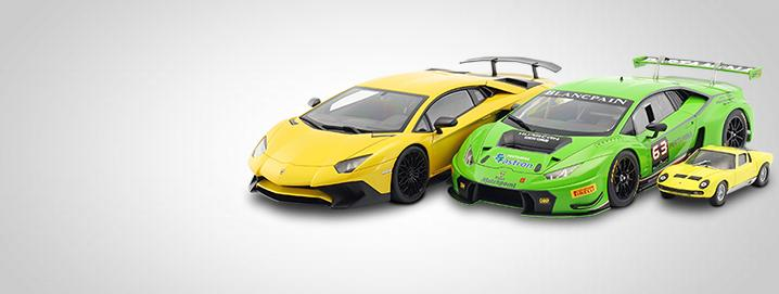 Lamborghini modelcars We offer high-quality Lamborghini 