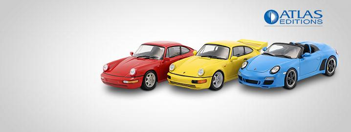 Porsche 911 SALE Porsche 911er in 1:43