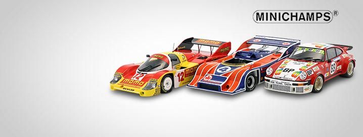 SALE %% Numerous Minichamps special offers!