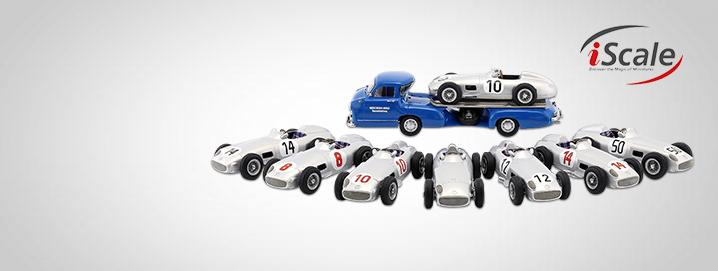 Mercedes News: Mercedes-Benz W21 Blue Wonder