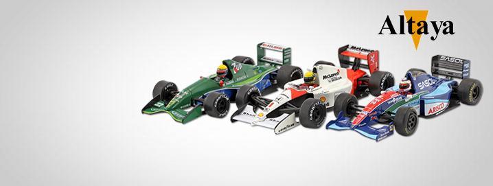 Formula 1 SALE %% Modelos de Fórmula 1 da  Altaya em oferta especial!