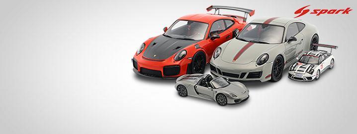 Porsche SALE %% Talrige Porsche-modeller på specialtilbud!