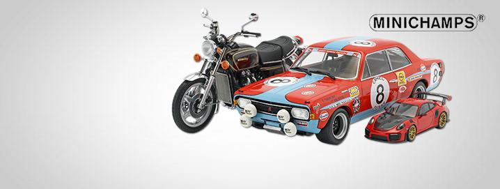 New hits News from Minichamps