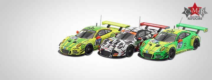 Porsche 911 (991) GT3 R Porsche News  from CMR in 1:43