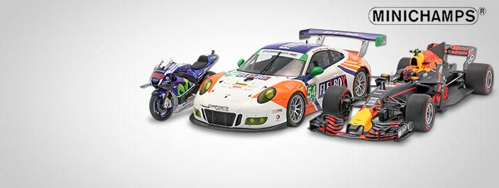 Minichamps SALE %% Minichamps models 