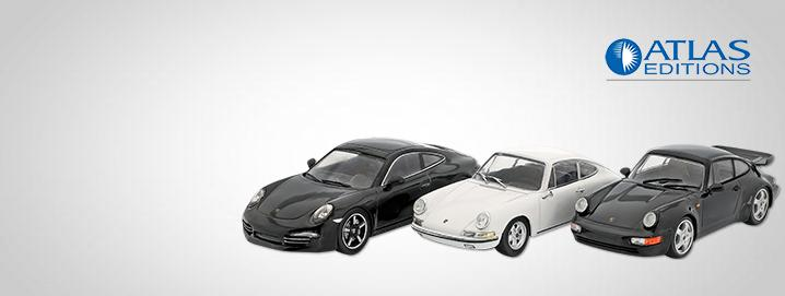 Atlas SALE %% Numerous Porsche models 