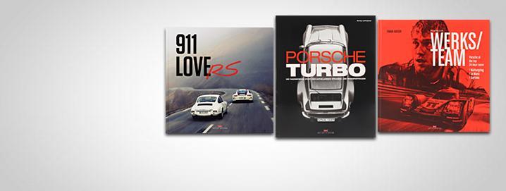 ofertas especiais Livros da Porsche em  oferta especial.