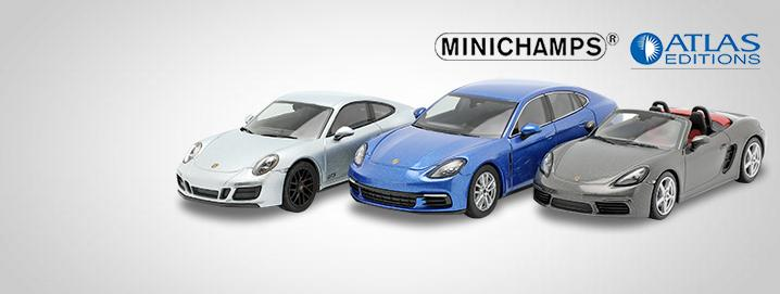 Porsche SALE %% Talrijke Porsche-modellen  sterk verminderd!