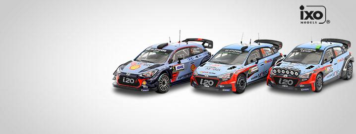 Special offer Hyundai i20 Rally-modellen sterk gereduceerd!