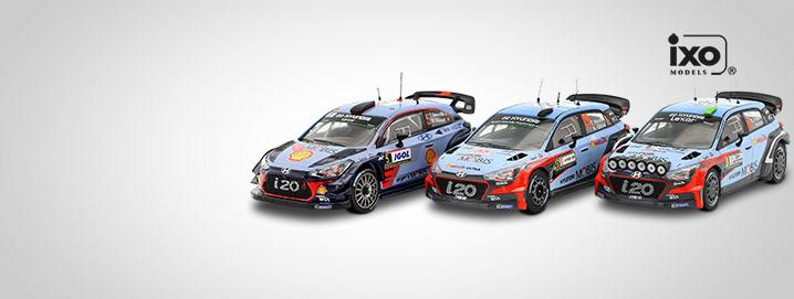 Special offer Hyundai i20 Rally models 