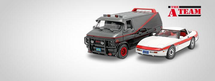 A-Team A-Team film vehicles available 