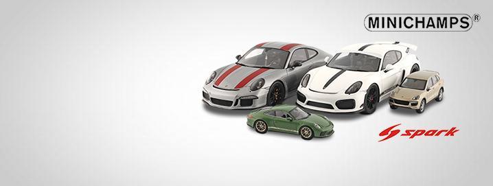 Porsche SALE Talrijke Porsche-modellen  sterk gereduceerd!