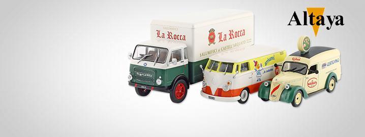 Special offer Italienische Lieferwagen  in Sonderangebot!