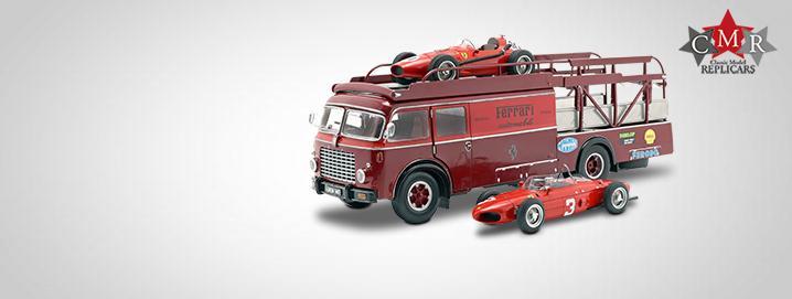 Neuheit: Bartoletti Ferrari Truck Fiat 642 RN2 Bartoletti  Ferrari Truck mit  passendes Ladegut