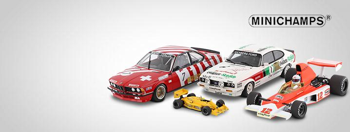 Special offer Minichampsモデルが大幅に削減されました!