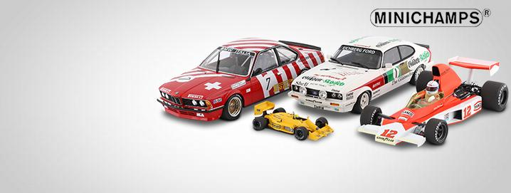 Special offer Minichamps models greatly 