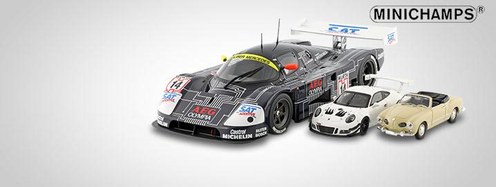 New hits New from Minichamps