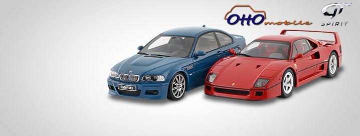 Nouveaux hits Actualités de  GT-Spirit et OttOmobile