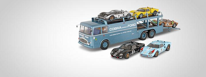 Shelby Collectibles Neuheiten Kinohelden aus LeMans