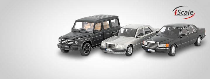 iScale Mercedes-Benz Collection