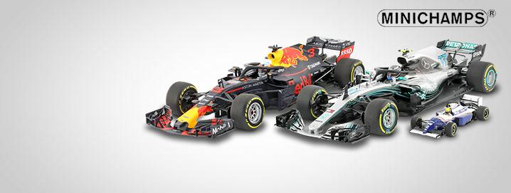 F1 SALE Minichamps Formula 1 