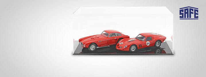 SAFE Vetrine alta qualità Vetrine per  Presentazione del tuo Collezione  di modellini di auto.