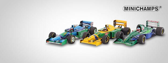 Michael Schumacher Collecition Limited special models 