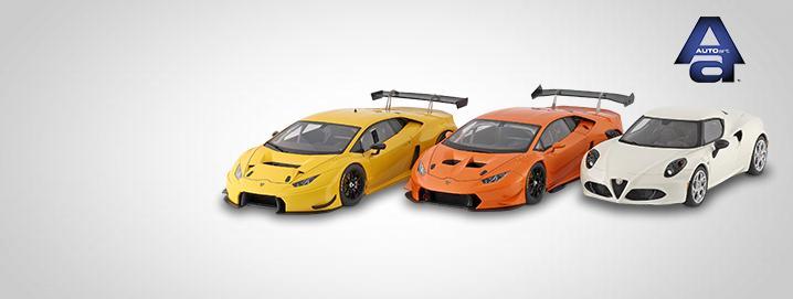 AUTOart SALE % De nombreux modèles AUTOart  considérablement réduits!