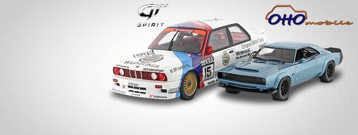 Nouveaux hits Innovations de OttOmobile et de GT-Spirit