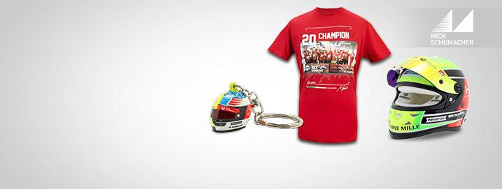 Fanshop Mick Schumacher Collection