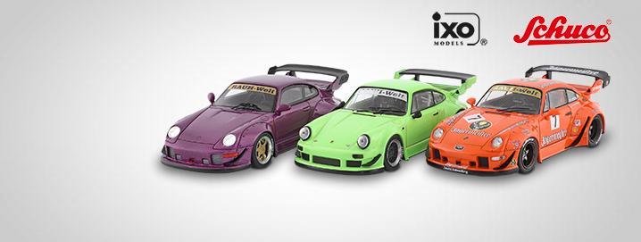 Porsche 911 RWB Rauh-Welt Modelli Porsche RWB