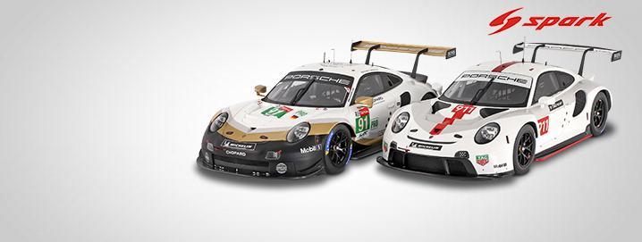 Porsche 911 RSR SALE % Modelli Porsche 911 RSR  notevolmente ridotti!