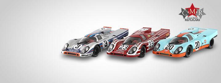 Porsche %% SALE %% Porsche 917K fra CMR kun € 39,95 hver
