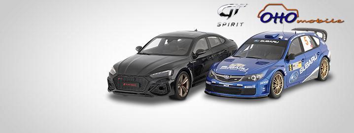 Nye hits Nyheder fra GT-Spirit  og OttOmobile