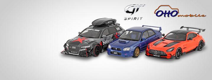 新しいヒット曲 GT-SpiritとOttOmobile からのニュース