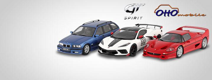 New hits News from GT-Spirit and OttOmobile